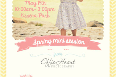 Spring Mini Session 2013